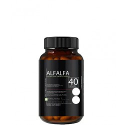 Alfalfa Hair Growth Capsules