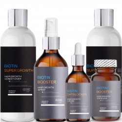 Biotin Super Hair Growth System