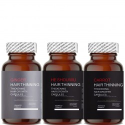 Complete Hair Thinning Vitamin Set