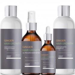 Ginger Ultra Hair Growth System