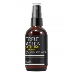 Triple Action Neck Bump Cleanser