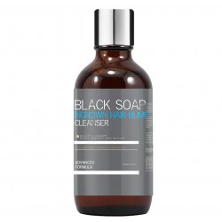 Black Soap Ingrown Hair Bump Cleanser