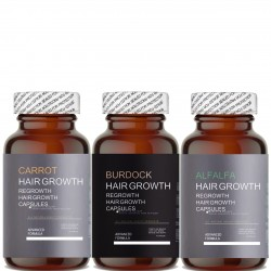 Complete Hair Regrowth Vitamin Set