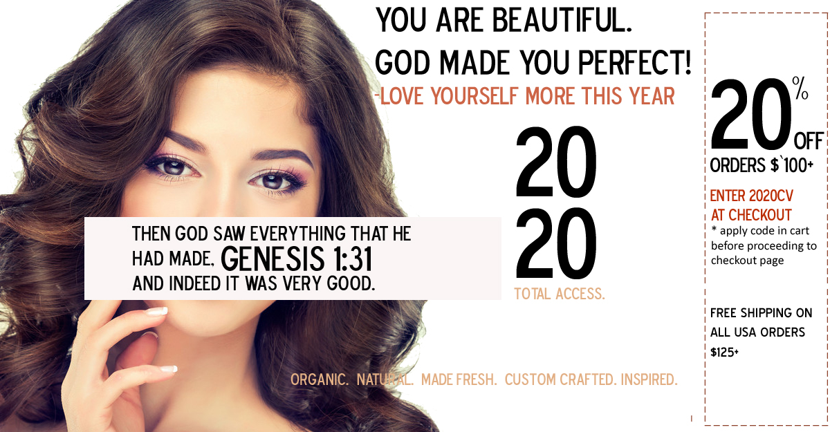 Beauty 4 Ashes Natural Superstore God Made You Beautiful